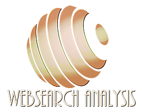 WebSearch Analysis Website Design & Search Engine Optimization